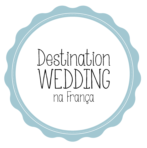 Destination Wedding na França