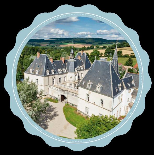 Château Dijon Area