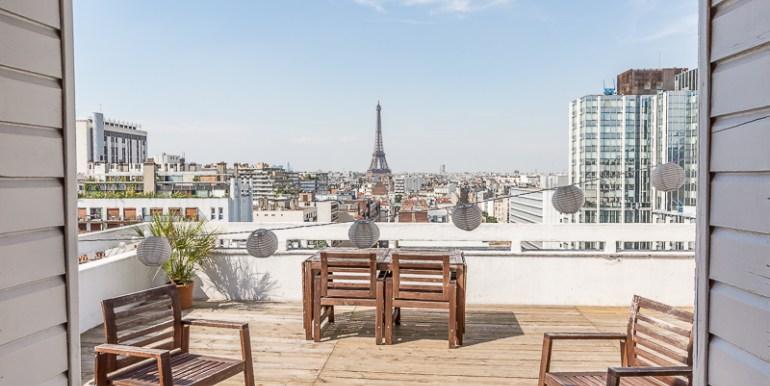 apartamento em paris, vista torre eiffel, elopement paris, casamento em paris
