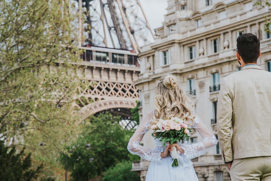 Elopement Paris