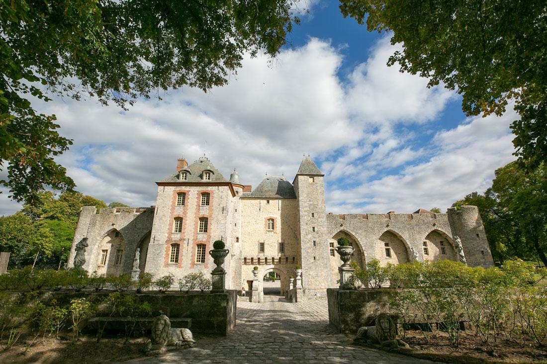 Elopment Château Paris