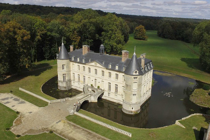 Elopement Château Norte