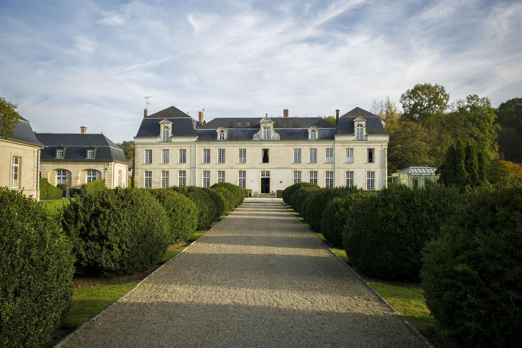 Elopement Château Champagne